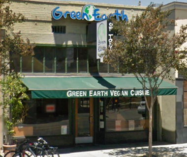 Green Earth Vegan Cuisine Pasadena